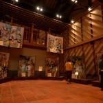 絵金蔵と須留田八幡宮宵宮、そして絵金祭り