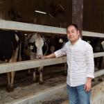 農業の可能性を示す酪農家 広野 豊さん①