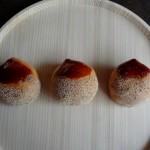 岩本寺銘菓「三度栗」