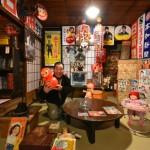 笑いの絶えないミュージアム「お宝屋敷おおとよ」ーホーロー看板からバス停まで、レトロなアイテム3000点!