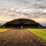 《高知》高知龍馬空港 掩体壕ー巨大なる戦争遺産