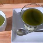 《高知》池川茶園の「茶畑プリン」