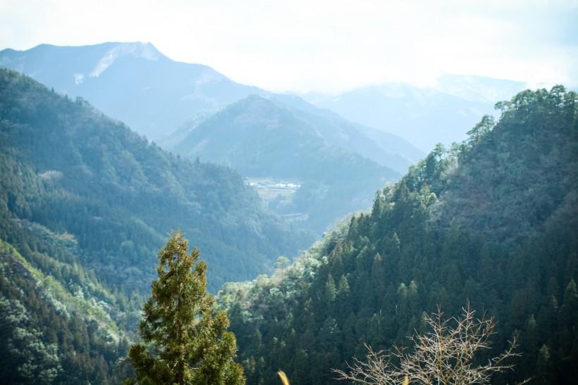 徳島 つるぎ町の十家集落