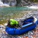 パックラフトで清流「穴吹川」の絶景を探しに!