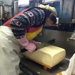 硬い、そしてでかい!! 祖谷のお豆腐「岩豆腐」《徳島》