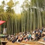 《徳島》300人が見た!未来に繋がる「新野竹林コンサート」