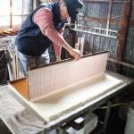 伊予和紙、宇田武夫製紙所を訪ねて。