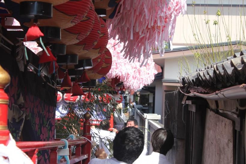 御田八幡宮秋祭
