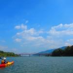 徳島、阿波池田〜海まで。吉野川から街を見る! 《よみがえる川の道 vol.3》